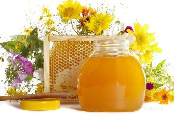 Miel d'herbe