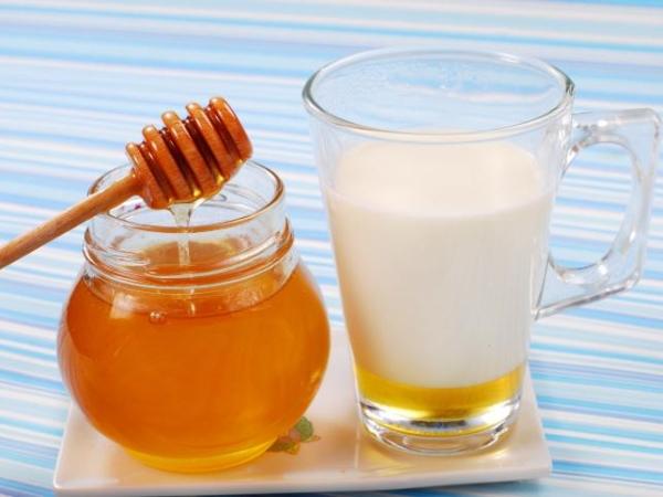 miel et kéfir, masque capillaire nourrissant