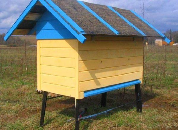Comment faire une ruche pour vos propres abeilles