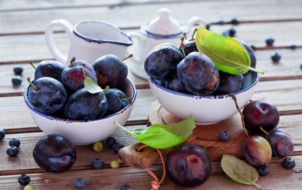 comment garder les prunes