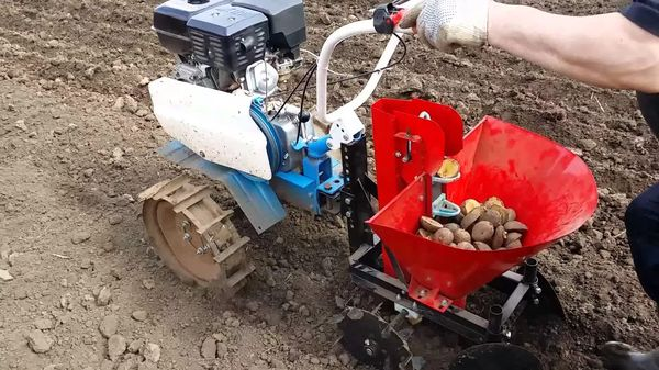 Planteur de pommes de terre