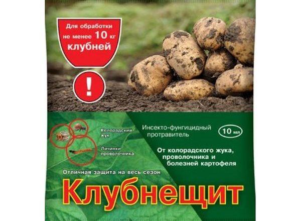 Protravitel Tuber pour le traitement de la pomme de terre